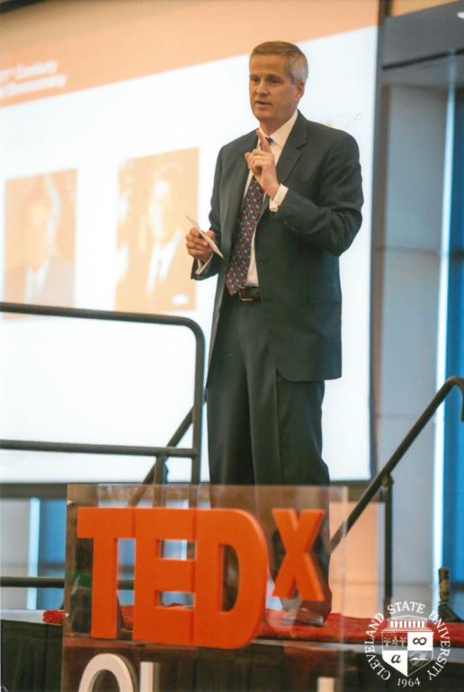 Lee Weingart TEDxClevelandStateUniversity