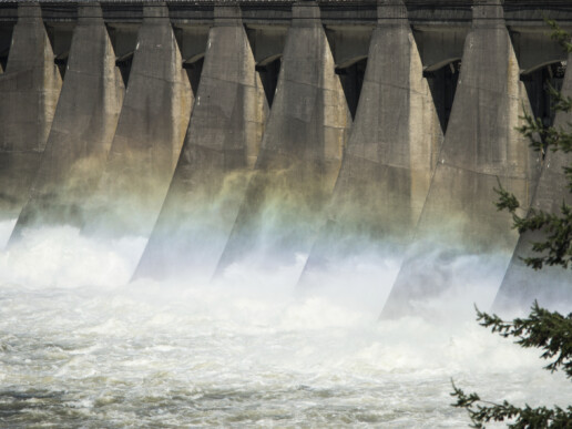 LNE Group - Obtaining a FERC License to Construct a Hydroelectric Facility