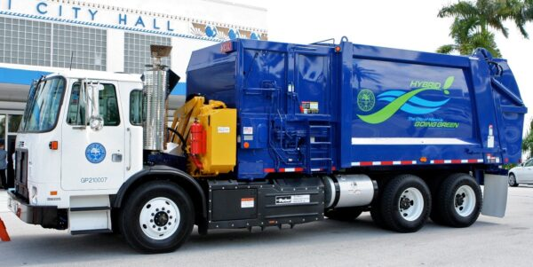 LNE Group - Deploying Environmentally Friendly Refuse Trucks in Texas