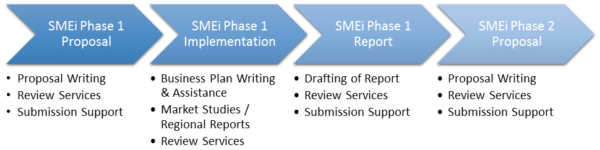 SME Service Phases